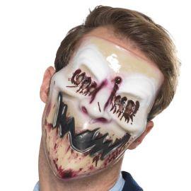 Máscara de Sonrisa Ensangrentada para Adulto