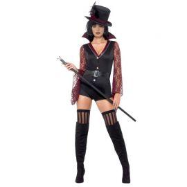 Disfraz de Vampira para Mujer con Body