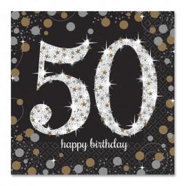 50 cumplea os fiesta de 50 a os con decoraci n e ideas - Ideas para celebrar 50 cumpleanos ...