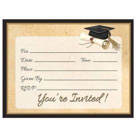Invitaciones Graduación Fiestasmix
