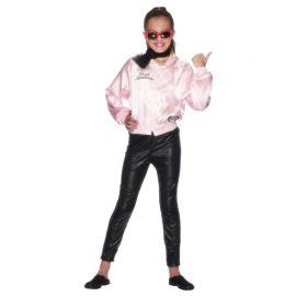 Cazadora de las Pink Ladies de Grease