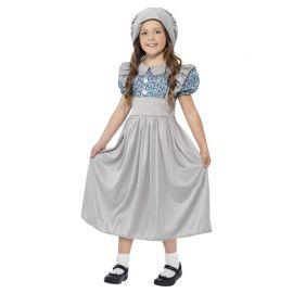 Disfraz de Colegiala Victoriana para Niña