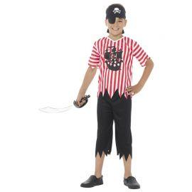 Disfraz de Pirata Gracioso para Niño