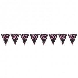 Banderín 60 Elegant Pink