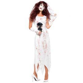 Disfraz de Novia Sangrienta para Mujer