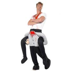 Disfraz a Hombros Sin Cabeza para Hombre