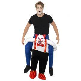 Disfraz a Caballito de Payaso Aterrador para Hombre