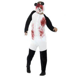 Disfraz de Panda Destrozado para Hombre
