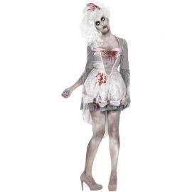 Disfraz de Georgiana Zombie para Mujer