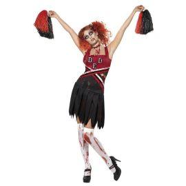 Disfraz de Animadora Horror School para Niña