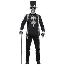 Disfraz de Hechizero Cadáver para Hombre