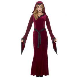 Disfraz de Vampiresa Medieval para Mujer