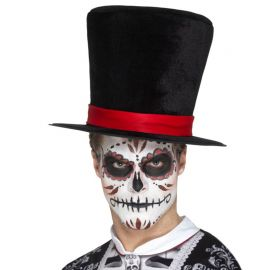 Sombrero Negro Alto