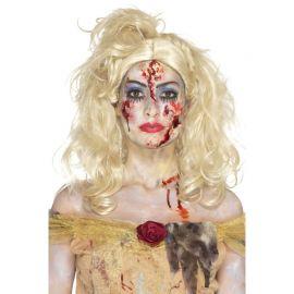 Kit Maquillaje Zombie con Diamantes