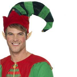 Gorro de Elfo Verde