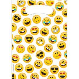 8 Bolsas Emoticonos