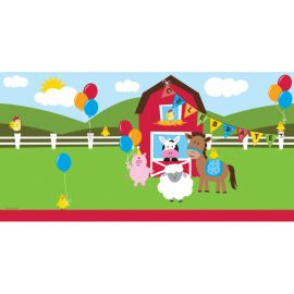 Mantel Farmhouse 274 x 137 cm