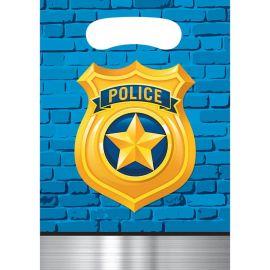8 Bolsas Policia