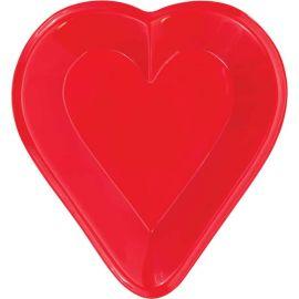 Bandeja Corazón 15 x 15 cm