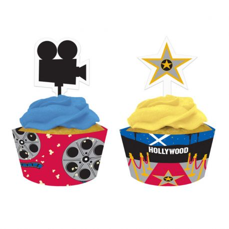 Kit Cupcakes Reel Hollywood