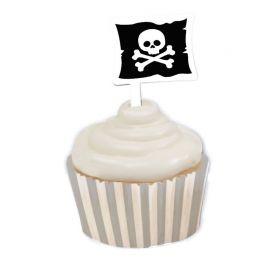 kit Cupcakes Pirate Parrty