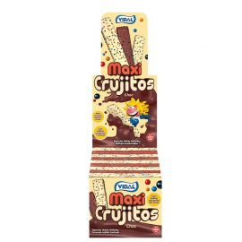 Maxi Crujitos de Chocolate 75 Uds