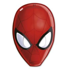 6 Máscaras Spider Man
