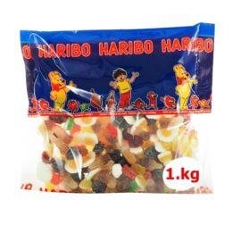 Variado de Chuches Pica Haribo 1 Kg