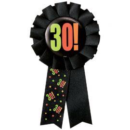 Chapa 30 años Chevron