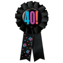 Chapa 40 años Chevron