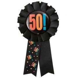 Chapa 50 años Chevron