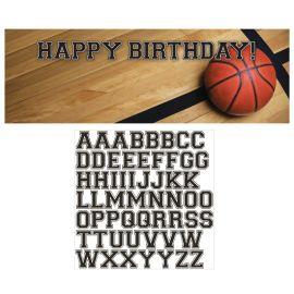 Banner Basket Personalizable
