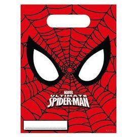 8 Bolsitas Spiderman Ultimate