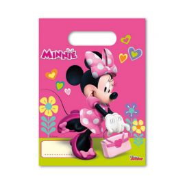 6 Bolsas Minnie
