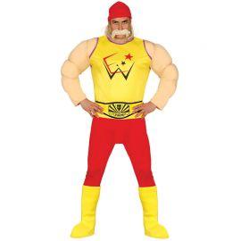Disfraz de Luchador Profesional para Hombre