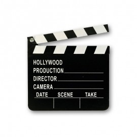 Claqueta Hollywood Director