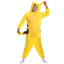 Disfraz de Pijama de Chinchilla para Adulto Eléctrico