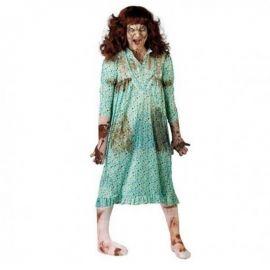 Disfraz de Poseída para Mujer con Vestido