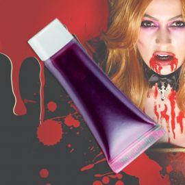 Tubo de Sangre de Color Rojo