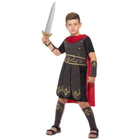 Disfraz de Soldado Romano con Capa para Niño