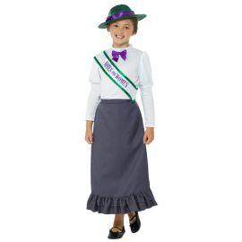 Disfraz de Dama Victoriana para Niña
