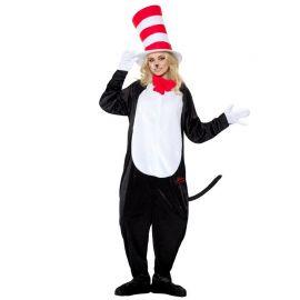 Disfraz de Gato en el Sombrero Unisex
