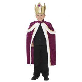 Disfraz Infantil de Rey