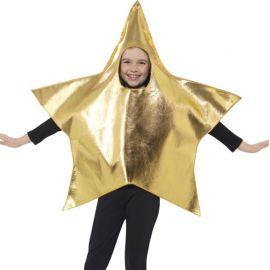 Disfraz de Estrella Brillante Infantil
