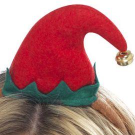 Mini Gorro de Elfo Rojo