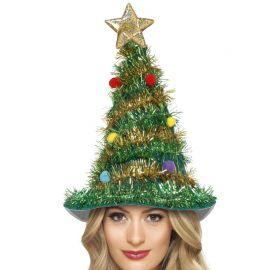 Gorro de Árbol de Navidad