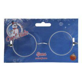 Gafas Metálicas de Papá Noel