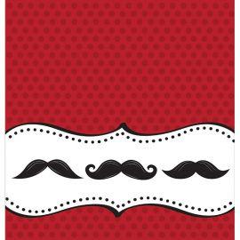 Mantel Mustache Madness