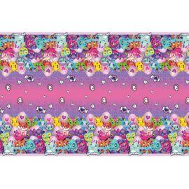 Mantel Hatchimals de Plástico 137 x 213 cm