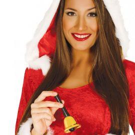 Campanilla de Santa Claus